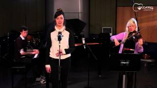Latch cover by Ruby Murphy-Hackett Voiceworks Acoustic TV Cork