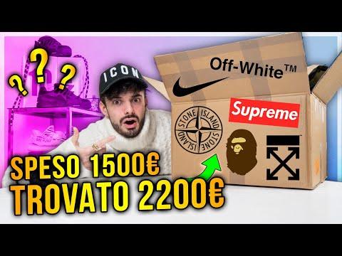 2200€ MYSTERY BOX HYPE! HO TROVATO COSA REGALARE ALLA MIA FIDANZATA!