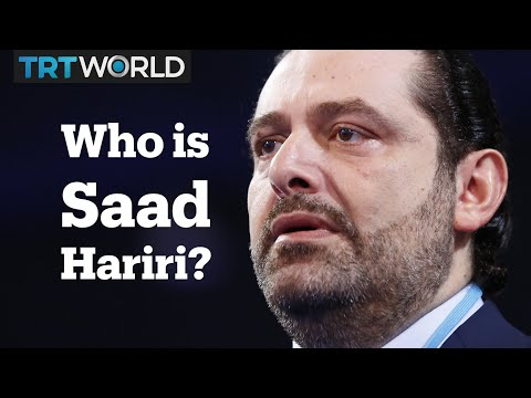 Who is Saad Hariri?