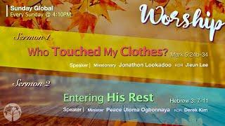 November 1st 2020 | Landmarker Live Worship | Landmarker Ministry