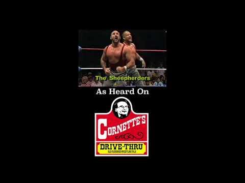 Jim Cornette on The Sheepherders In WCW