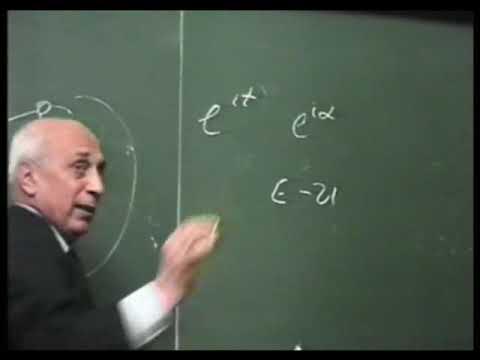 Положение в современной теор. физике. Критический анализ СТО: Ацюковский В.А. (Лекция №4 часть 2)