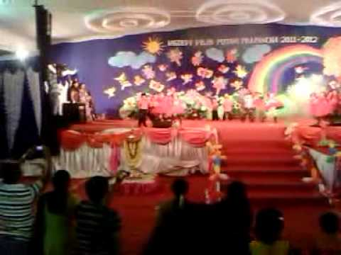 Sai Sharan's 1st Dance video @ School