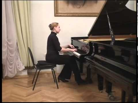 """P. Tchaikovsky - Earl Wild """"At the ball"""""""