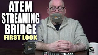 Blackmagic Streaming Bridge Setup and Configuration with ATEM Mini Pro