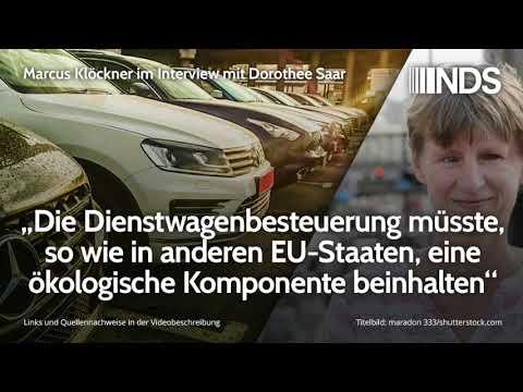 """""""Dienstwagenbesteuerung müsste, so wie in anderen EU-Staaten, ökologische Komponente beinhalten"""""""