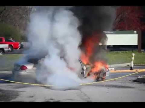 Car fire on Day Road   Herald Mail Media  Local News