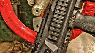 hb industries theta extended charging handle cz scorpion evo 3 s1