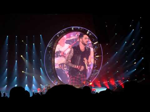 i want it all queen adam lambert frankfurt. Black Bedroom Furniture Sets. Home Design Ideas