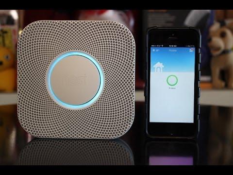 Nest Protect Smoke & Carbon Monoxide Alarm  (Full Review)