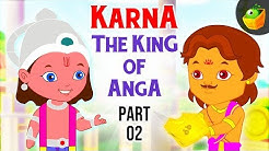 Karna ( Part 2 ) - Mahabharath Episode - Watch more Fairy Tales and Bedtime Stories in Magicbox