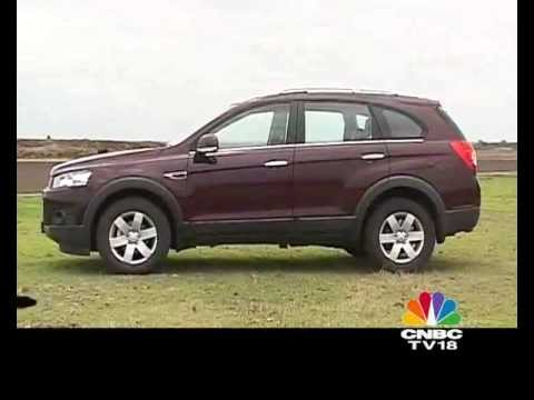2012 Chevrolet Captiva And Cruze In India Road Test