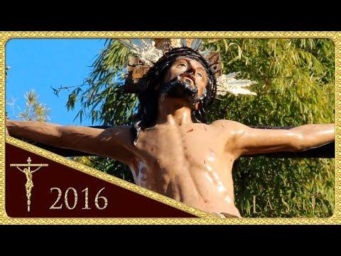 Santísimo Cristo de la Exaltación en Orfila - Hdad. de la Exaltación (Semana Santa Sevilla 2016)