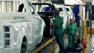 ICEMI AIS System - FORD South Africa Plant