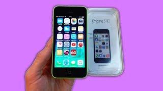 КАК СЕЙЧАС РАБОТАЕТ IPHONE 5C - МОЖНО ЛИ ИМ ПОЛЬЗОВАТЬСЯ?