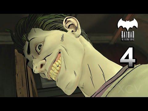 BATMAN: The Telltale Series · FULL Episode 4: 'Guardian of Gotham' Gameplay Walkthrough | PS4 Pro