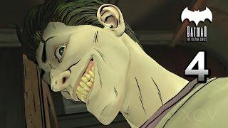 BATMAN: The Telltale Series · FULL Episode 4: