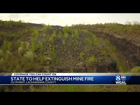 Pennsylvania Town To Get Help From State To Extinguish Mine Fire Burning For 16 Years