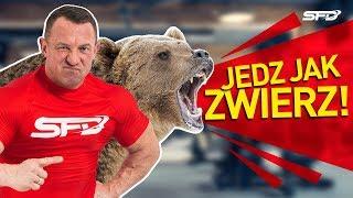 Chcesz wyglądać jak zwierz?Jedz jak Zwierz! - Rafał Tasiemski & Karol Małecki - SFD
