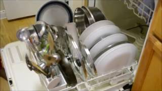 How to load indian utensils in dishwasher