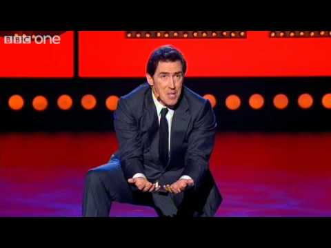Rob Brydon Catching His Baby - Preview - Live at the Apollo - BBC One