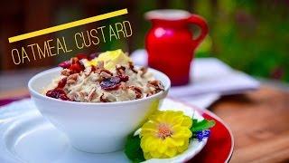 Oatmeal Custard