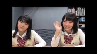 SKE48 1+1は2じゃないよ! 2015年04月28日放送分(火) 市野成美vs松村...