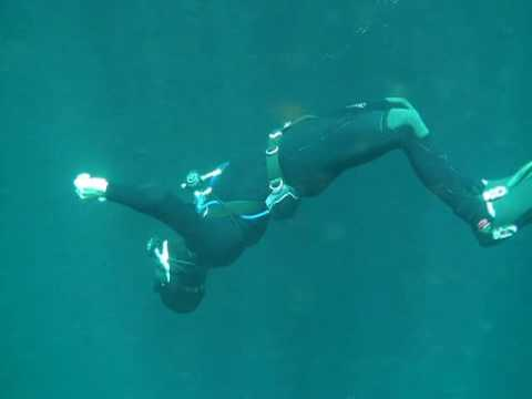 Sidemount Scuba Diving With A Single Cylinder