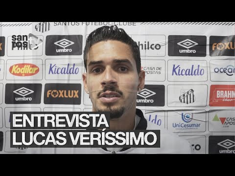 LUCAS VERÍSSIMO | ENTREVISTA (20/09/20)