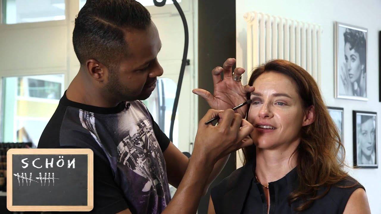 Modepilot Beauty Tutorial Givenchy Augen Make-up