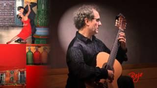 """""""Tres Colores Porteños"""" de Claudia Montero. José Luis Ruiz del Puerto, guitarra"""