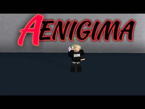 CODE AENIGMA!  ROBLOX