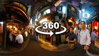 Tokyo's Yakitori Alley: Shinjuku 360 ★ ONLY in JAPAN