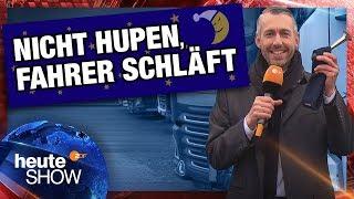 Sebastian Pufpaff sieht immer mehr LKW auf deutschen Straßen