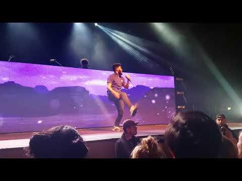 Khalid - Winter - LIVE at American Teen Tour 2018   Berlin  