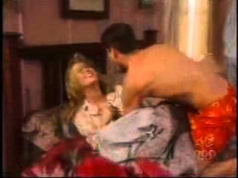 Days of our Lives  sami & lucas, bed