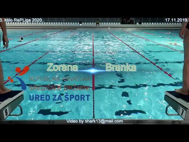 Zorana Bujas Petković vs. Branka Divčić