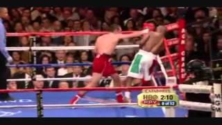 Floyd Mayweather vs Oscar De La Hoya RECAP