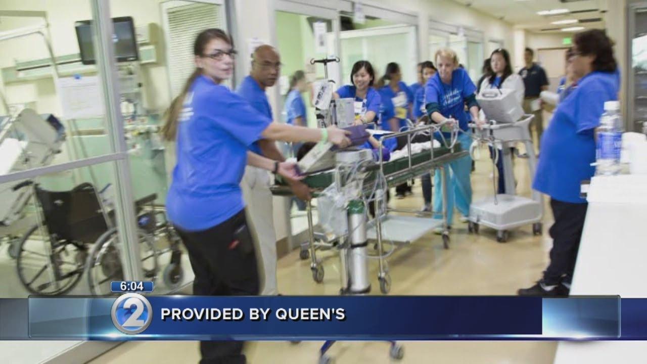 Queen S Medical Center West Emergency Room
