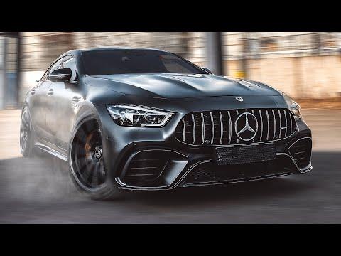 ЯДЕРНЫЙ AMG за 21 МЛН! 920 л.с. 1200 Нм Mercedes-AMG GT 63 S GADMOTORS! Обзор и тест-драйв. BRABUS.