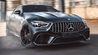 Обзор и тест-драйв Mercedes-AMG 920 Л.С. 1200 Нм