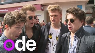 The Vamps get that Friday feeling… from cereal apparently