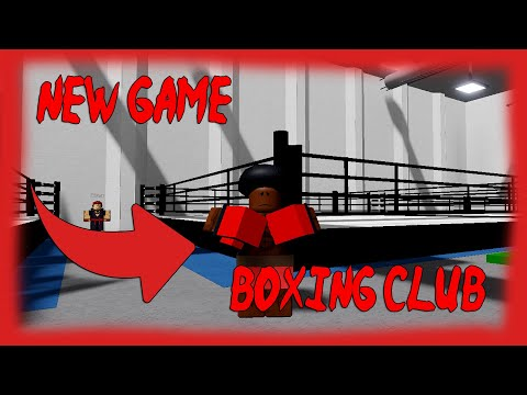 IS THIS GAME UP NEXT|Boxing Club