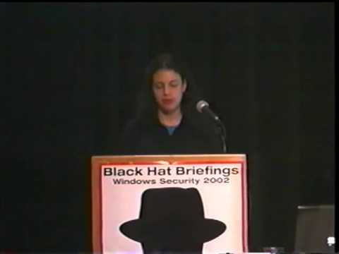Black Hat Windows 2002 - Digital Rights Management Legal Briefing