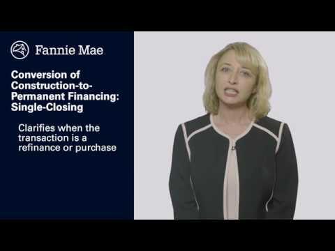 Fannie Mae April 3, 2018 Selling Guide Announcement