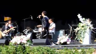 Darin - Viva la vida @ Childhood 22/5-2011