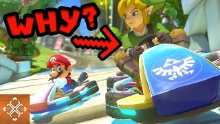 10 Bizarre Video Game Crossovers That Will Make You Scratch Your Head