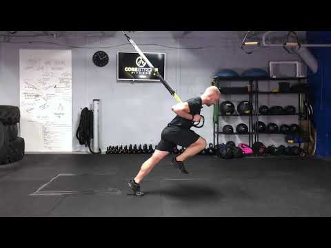 How to Perform The TRX Sprinter Start