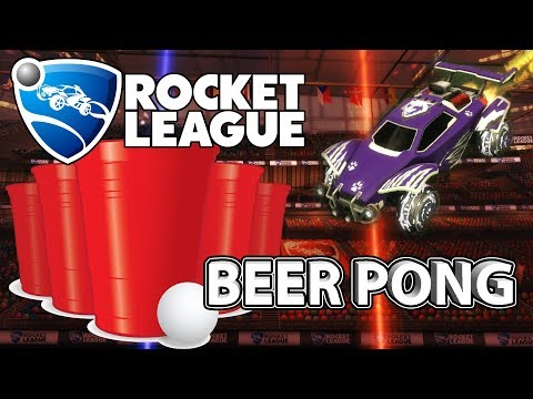BEER PONG IN ROCKET LEAGUE | THE FUNNIEST EPISODE WE'VE EVER RECORDED thumbnail
