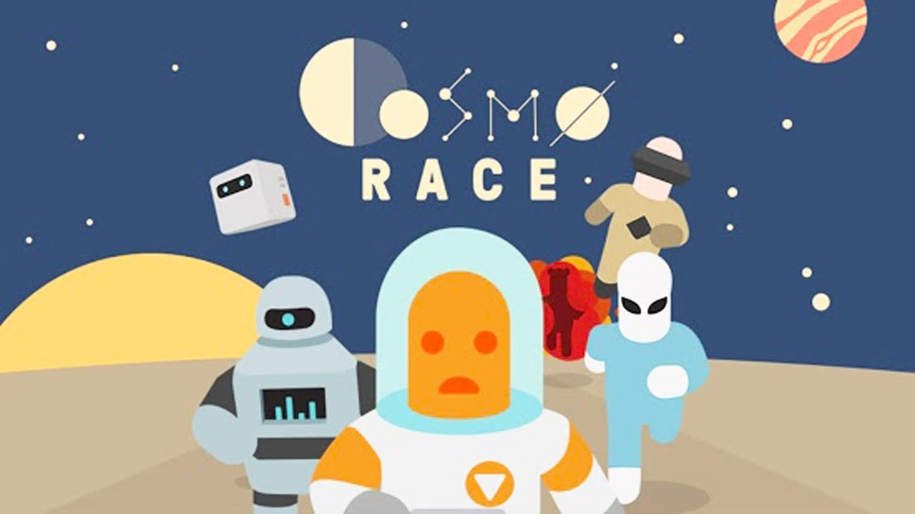 Cosmo Race Android Gameplay u1d34u1d30